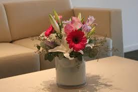 Silk Flower Arrangements For Office - office flowers mcfarlane douglass