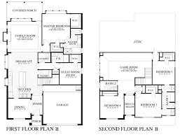 saratoga homes floor plans plan 2885b saratoga homes austin