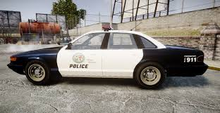 Led Light Bar Police by Gta Gaming Archive