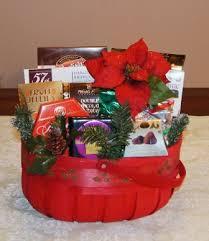 maine gift baskets christmas baskets sleigh basket maine gift baskets maine