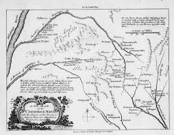Map Of Northeast Region Of The United States by Cherokee Indians New Georgia Encyclopedia