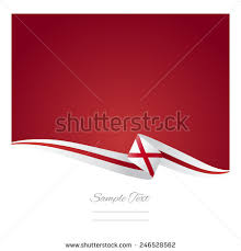 alabama ribbon alabama pattern stock images royalty free images vectors