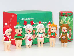 Wholesale Animated Christmas Decorations by Wholesale Sonny Angel Mini Pvc Animated Christmas Figures Toy
