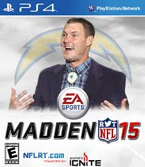 Philip Rivers Meme - madden 15 covers