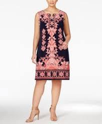 love squared plus size chevron print shift dress dresses plus