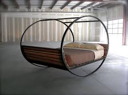 bedroom designs fabuous oval bed frame rocking wooden back board