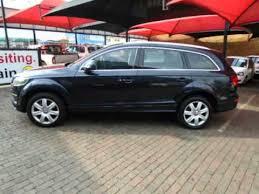 2007 audi q7 sale 2007 audi q7 4 2 fsi v8 quattro tip auto for sale on auto trader