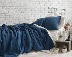 Porcelain Blue Duvet Cover Duvet Covers Etsy
