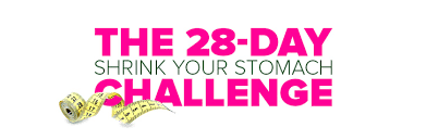 During Challenge The 28 Day Shrink Your Stomach Challenge The Dr Oz Show