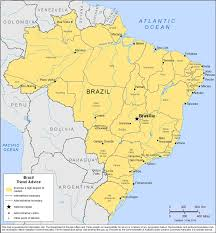 Reciprocity Map How Safe Is Brazil Safety Tips U0026 Crime Map Safearound