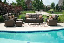cozy small backyard landscaping ideas low maintenance decorating excellent outdoor furniture with decorative cushions and