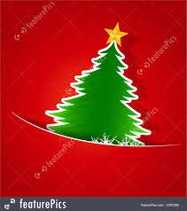 christmas card christmas tree part 22 retro christmas card with