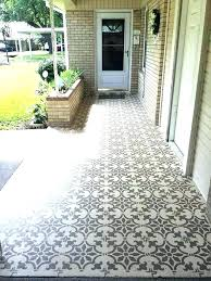 Patio Floor Designs Backyard Patio Flooring Ideas Outdoor Patio Flooring Ideas