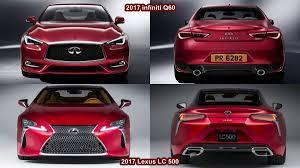 lexus rc f vs lexus lc 500 benim otomobilim 2016