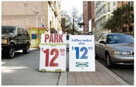ikea parking lot ikea canada ikea parking lot hot dog cart newspaper box adeevee