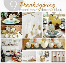 9 thanksgiving table decor ideas target mykindofholiday the