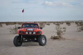 road ford ranger successful road ford ranger project ignites the desert racing bug
