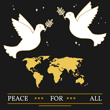 What Color Is Peaceful Promoting Peace