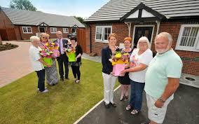 homes in darlington railway housing association