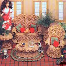 Vintage Crochet Pattern Pdf Fashion by Vintage Crochet Pattern Pdf Fashion Doll Home Decor Barbie