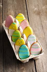 Cute Easter Food Decorations by Best 25 Easter Cookies Ideas On Pinterest Easter Egg Cake