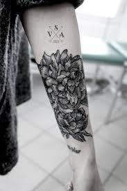 101 beautiful floral tattoos designs that will your mind