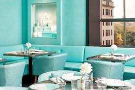 Flag Store Dallas Tiffany Adds Jewel Toned Cafe To Flagship Fifth Avenue Store