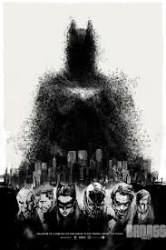 the 10 coolest posters at san diego comic con 2012 dark knight