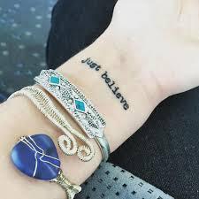 small inspirational tattoos popsugar smart living