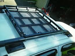 Rack For Nissan Frontier by Frontier