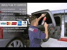 Amado Time Lapse instalação de Insulfilm em Carro. - YouTube @AX43