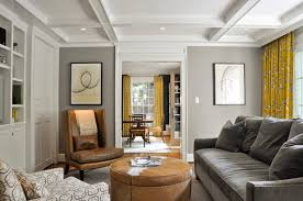 How To Make Your Rooms Cool Gray Palette Look Warm  Comfortable - Cool colors for living room