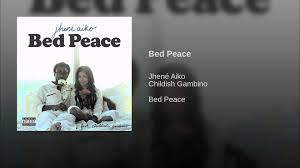 Jhene Aiko Bed Peace Bed Peace Youtube