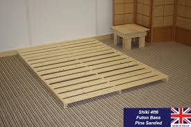 Ikea Sofa Bed Frame Shiki Futon Bed Base Another Simple Diy Idea I U0027d Make It A Bit