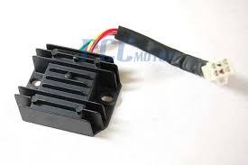 atv voltage regulator rectifier taotao coolster 200cc 250cc 4 wires