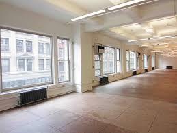 Concrete Loft Polished Concrete Floors In Flatiron Loft New York Ny