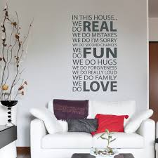 martin tyler chelsea football drogba quote wall sticker wallboss in this house quote wall sticker