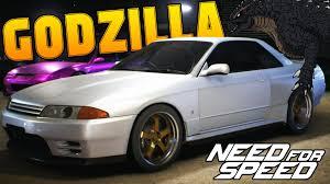 nissan godzilla r32 need for speed 2015 nissan r32 skyline car customization