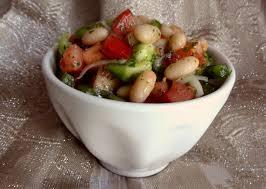 cuisine armenienne salade de haricots blancs d arménie la tendresse en cuisine