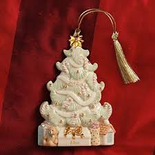 Lenox Christmas Carousel Ornaments by 72 Best Lenox Images On Pinterest Christmas Ornaments Candle