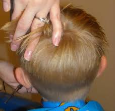 hair under ears cut hair how to cut boys hair like a pro part 2 clippers heavenly homemakers