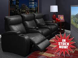 sofa home theater seating dcg stores recliner seats bt 70530 3 bk