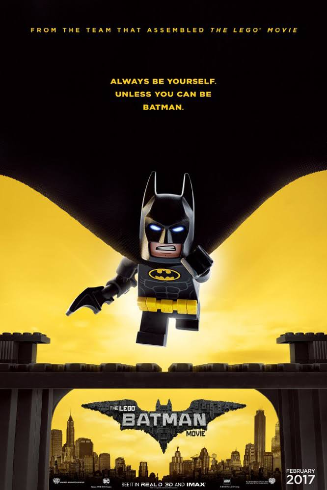 Click to preview: The LEGO Batman Movie