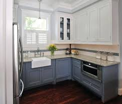 White Kitchen Cabinets With Glaze Gray Floors With White Kitchen Cabinets Gray Kitchen White Island