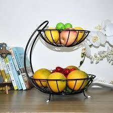 wall fruit basket kitchen fruit basket wall hanging baskets giada de laurentiis