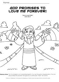 jesus loves coloring jesus pages preschoolers
