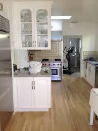 Cape Cod Bathroom Design Ideas 1950s Ranch Galley Kitchen Design Ideas Remodel Pictures Houzz