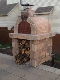 Build Brick Oven Backyard by One Of The Most Popular Diy Wood Fired Ovens On The Internet