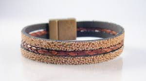 leather cuff wrap bracelet images Small leather cuff bracelet jewels of the vineyard jpg