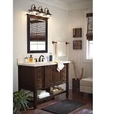 Hardwood Bathroom Vanities Shop Allen Roth Kingscote Espresso Undermount Single Sink Asian